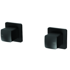 Phoenix Rush Wall Top Assembly Black (Pair)